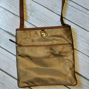 Michael Kors Kempton Pocket Crossbody Bag Purse